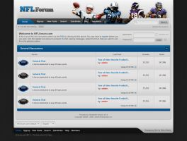 NFLforum.com Forum Template v2 by Axertion