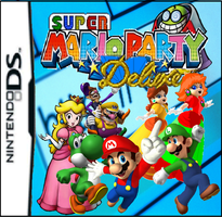 Super Mario Party Deluxe by Rotommowtom