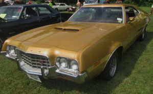 (1972) Ford Torino by auroraTerra