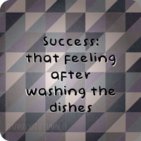 Success: Dishes by xneeneex