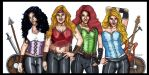 The Furies by Syreene