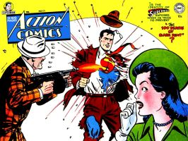 Action Comics 153 by Superman8193