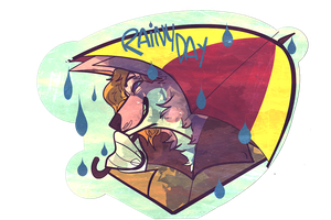 rainy day by 22mg