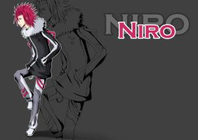 Hero or Villain WEWY: Niro by LadyZiel