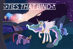 The Ties That Bind: Commission by Blackm3sh