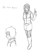 Doctor Vira Krasis by IrateResearchers