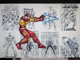 IronMan by RoninEclipse2G