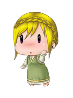 OF: Thumby chibi by Mifmemo