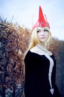 Queen Millennia Cosplay - 2 by Yvyne