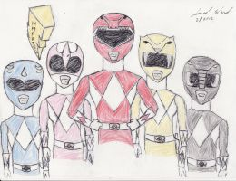 Project 3 Ranger Group by Jred20