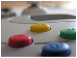 Push my buttons... by Zenzotron