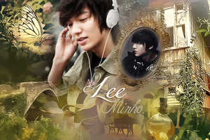 Lee Min Ho. by xSnookix