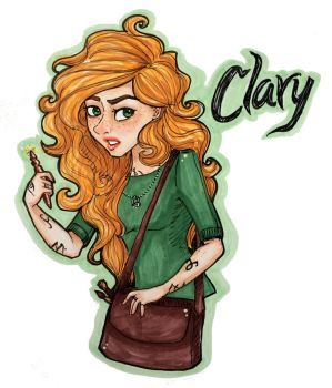 Clary by mox-ie
