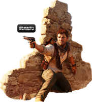 Uncharted Render 1 by Stealth14