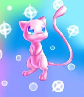 Mew by TerryRed