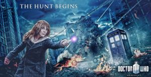 DOCTOR WHO SERIES 8 BANNER by Umbridge1986