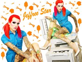 Jeffree Star Wallpaper by xdyego