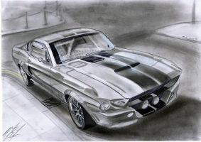 GT500 Eleanor esc by MarcePincha11
