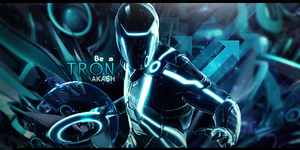 Be a TRON by Akashishere