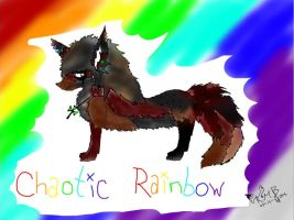 Chaotic Rainbow by firefox099