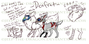 Temp Denfrat sheet by Jeep-The-Dragon