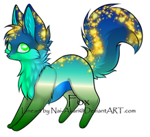 Firefly fox adopt CLOSED by L-A-B-R-A-D-O-R
