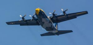 Blue Angels - Annapolis 2015 - Fat Albert by maxlake2