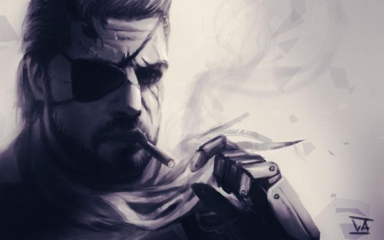 Big Boss by Justb1aze