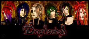 Deuphorious Fire Photo 2010 by MSilenceART