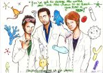 Muse as... Scientists! by IreneKirsh