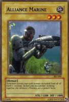 Yu-Gi-Oh Mass Effect Cards 31 by Blackcell8