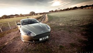 Aston DB9 by lockanload
