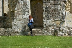 lubelle at Wardour castle by LubelleCreativeSpark