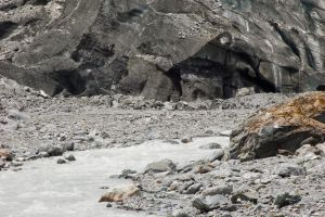 NZ River pebbled by Chunga-Stock