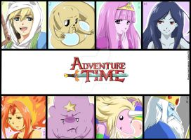 adventure time by angielyn124