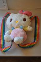 Hello Kitty Kandi Backpack by amyswlee