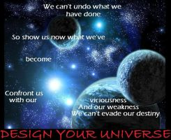Design Your Universe 2 by Angellore69