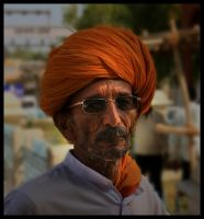 Budhil the wise by davidsant
