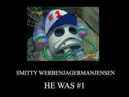 Smitty Werbenjagermanjensen by Helwan