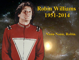 Robin Williams Tribute by TheRockinStallion