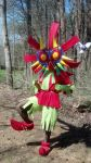 Skull Kid Cosplay: Do A Little Dance by Belle43