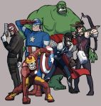 Avengers Fortress 2 by Silsol