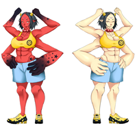 MonsterGirl:oni [Closed] by Bokcutter