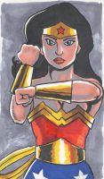 Wonder Woman by doctor-morbius
