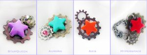 Star Catcher Ring Styles by Tigermint