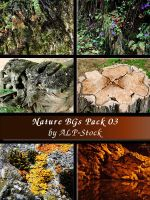 Nature BGs Pack 03 by ALP-Stock