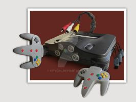 N64 MoNsTeR by kiryoku