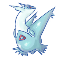 Latios by Kiotii