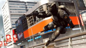 Battlefield 4 - Vaulting by T0XICO