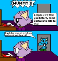 Eclipse trouble - 1 by ARTic-Weather